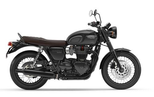 2016 Bonneville T120 Black