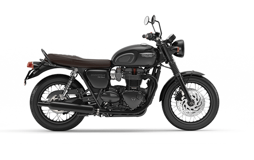 2018 Bonneville T120 Black