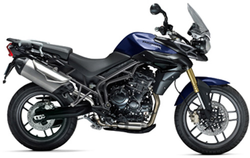 2014 Triumph of Westchester Tiger 800